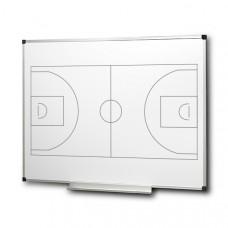Тактическая доска для баскетбола 1000*1000 мм